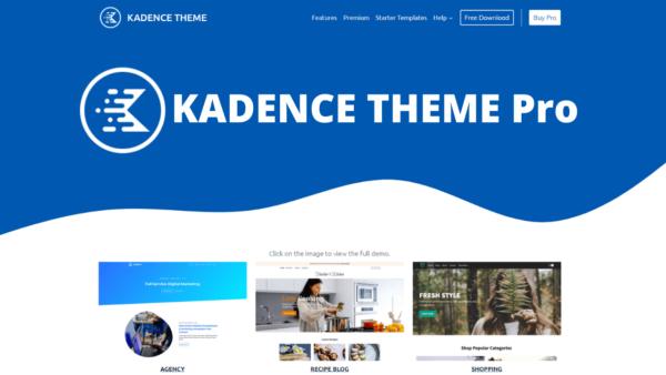 Kadence Theme Pro latest version download