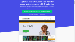Shoptimizer The Fastest WooCommerce Theme