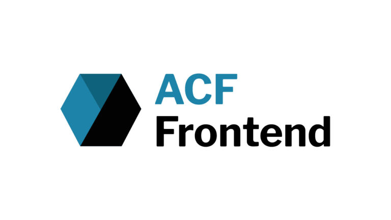 ACF Frontend Form Element Pro latest version download