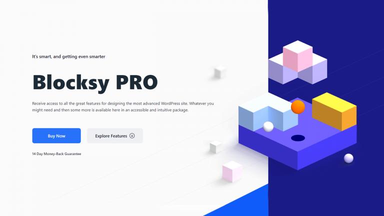 Blocksy Pro WordPress Theme latest version download